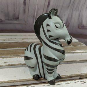 Vintage Disney Tarzan Zebra PVC Plastic Toy